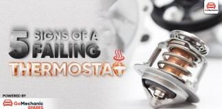 Crucial Symptoms Of A Failing Car Thermostat
