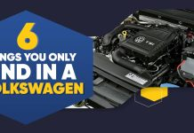 Things You Will Only Find In Volkswagen Cars