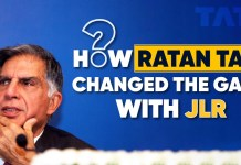 Remembering How Ratan Tata Changed the Game with JLR Group