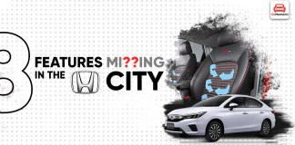 Missing Features In The Honda City