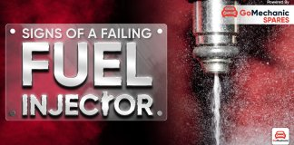 Signs Of A Failing Fuel Injector