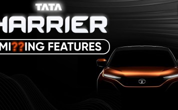 Features That Tata Missed In The Harrier