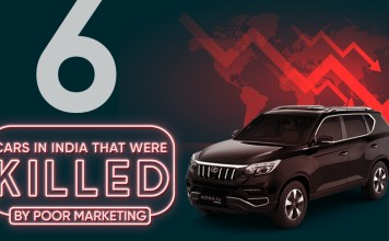 Cars In India That Were Killed By Poor Marketing