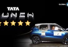 Tata Punch NCAP