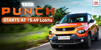 Tata Punch Launched