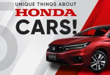 Unique Things You Will Only Find In Honda Cars