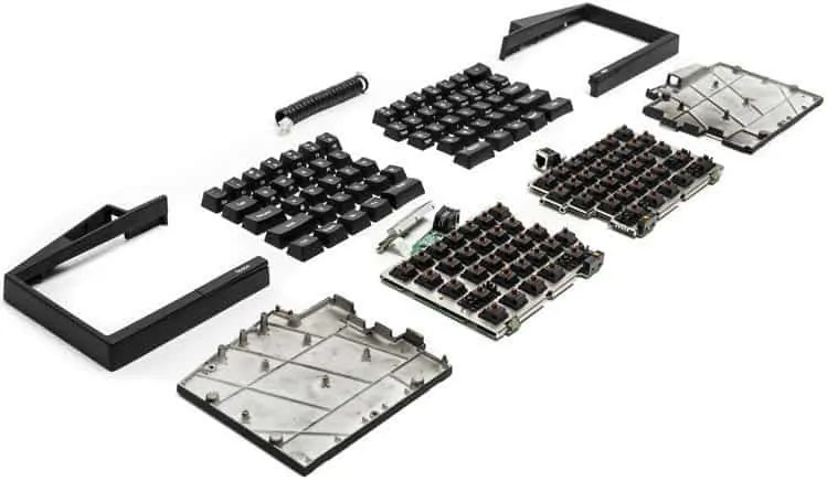 Ultimate Hacking Keyboard Launches Campaign 21