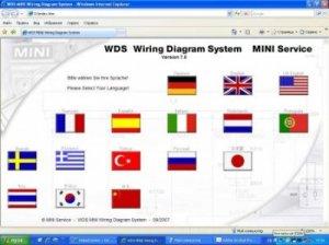 Электрические схемы для автомобиля Mercedes W124