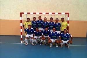 Plantilla del equipo de Segunda B del Gomera FS