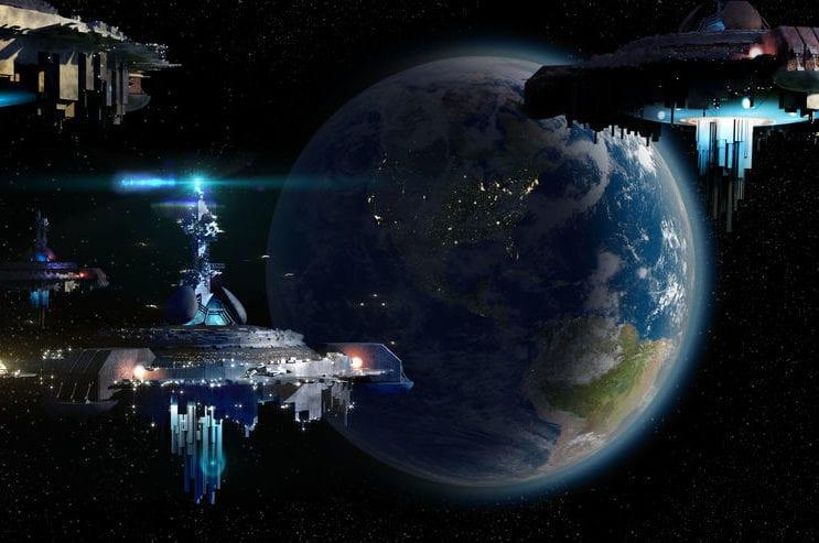 Aliens Postpone Earth Invasion Due to Coronavirus Concerns   GomerBlog