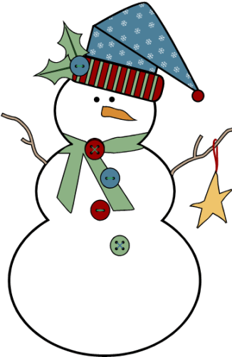 Day 1 Snowman