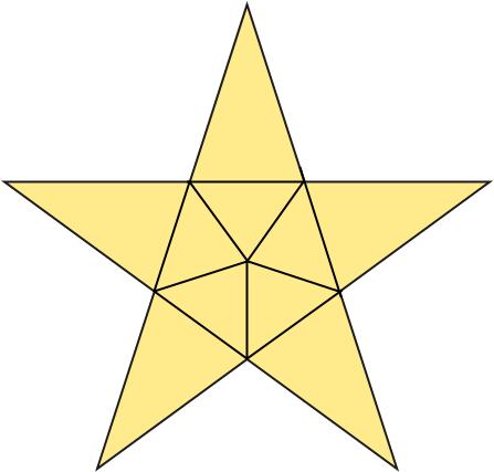 Day 12 star