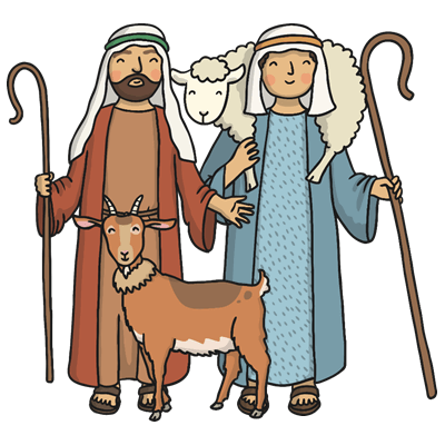Day 24 shepherds