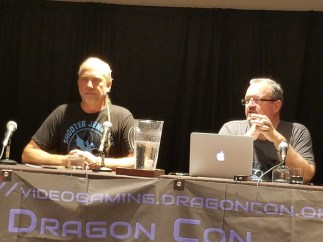 Richard Garriott & Tracy Hickman