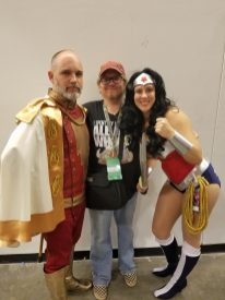 Captain Marvel & Wonder Woman