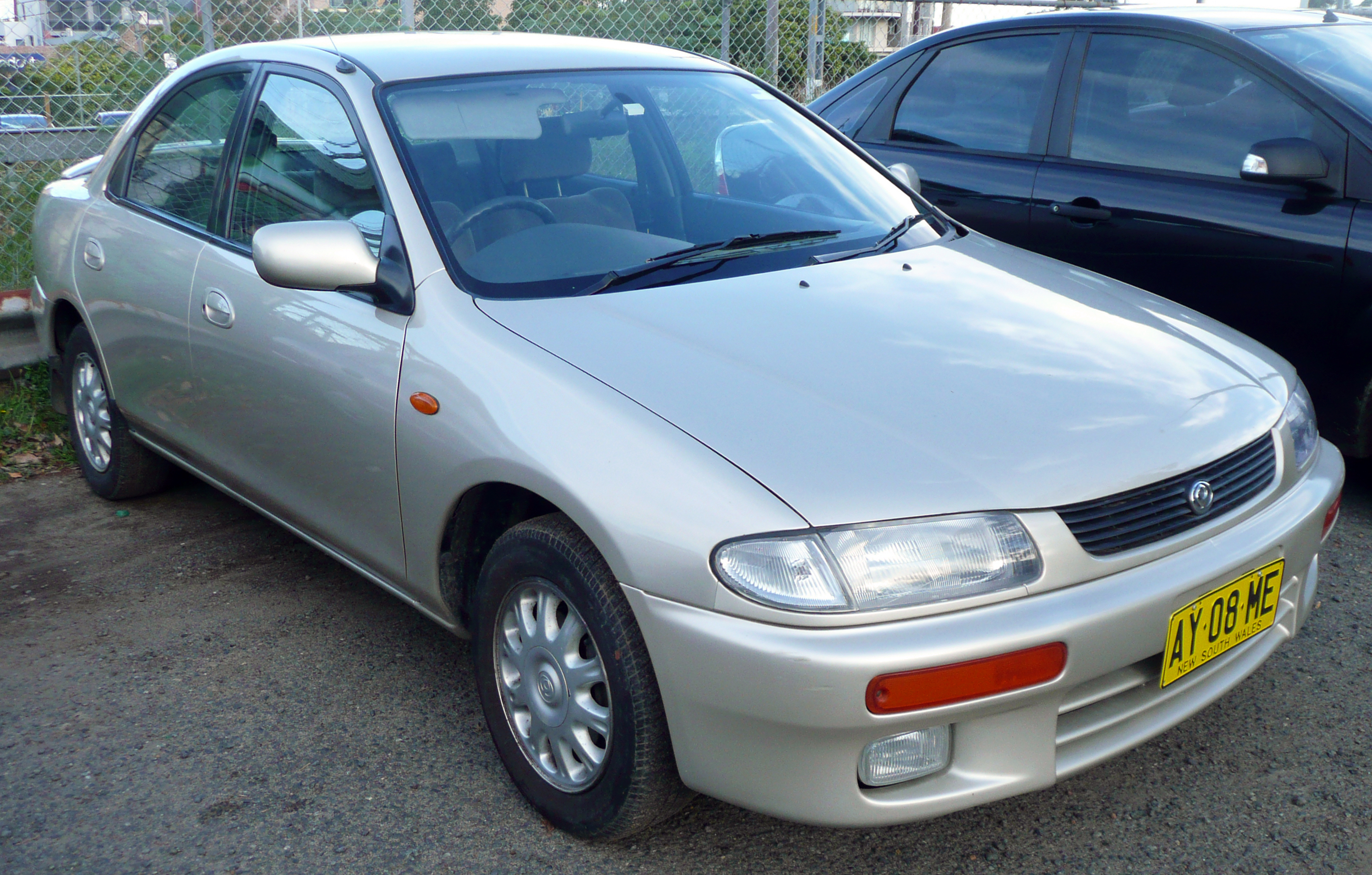 Mazda 323 Protege:picture # 14 , reviews, news, specs, buy car