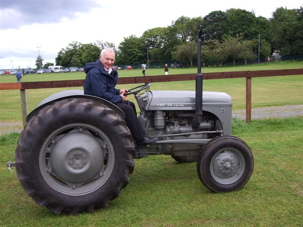 Harry Ferguson To 20 Tractor 1952 Wiring Diagram
