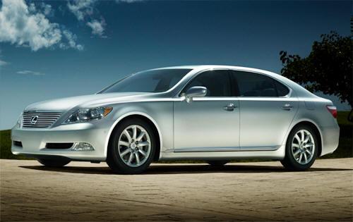 Buy Lexus LS