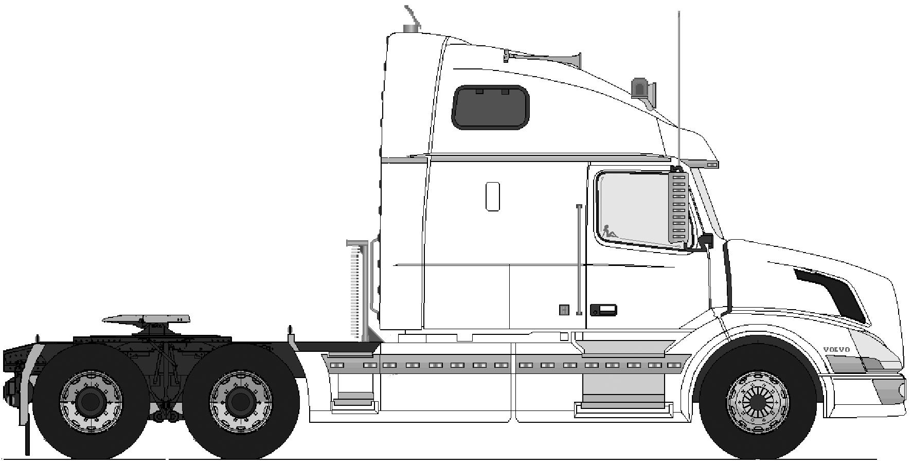 Volvo Vn770