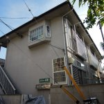 閑静な住宅街 BT別 角部屋、出窓 - 東中野1丁目 アパート
