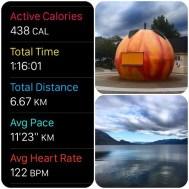 080316 Okanagan Lake Walk