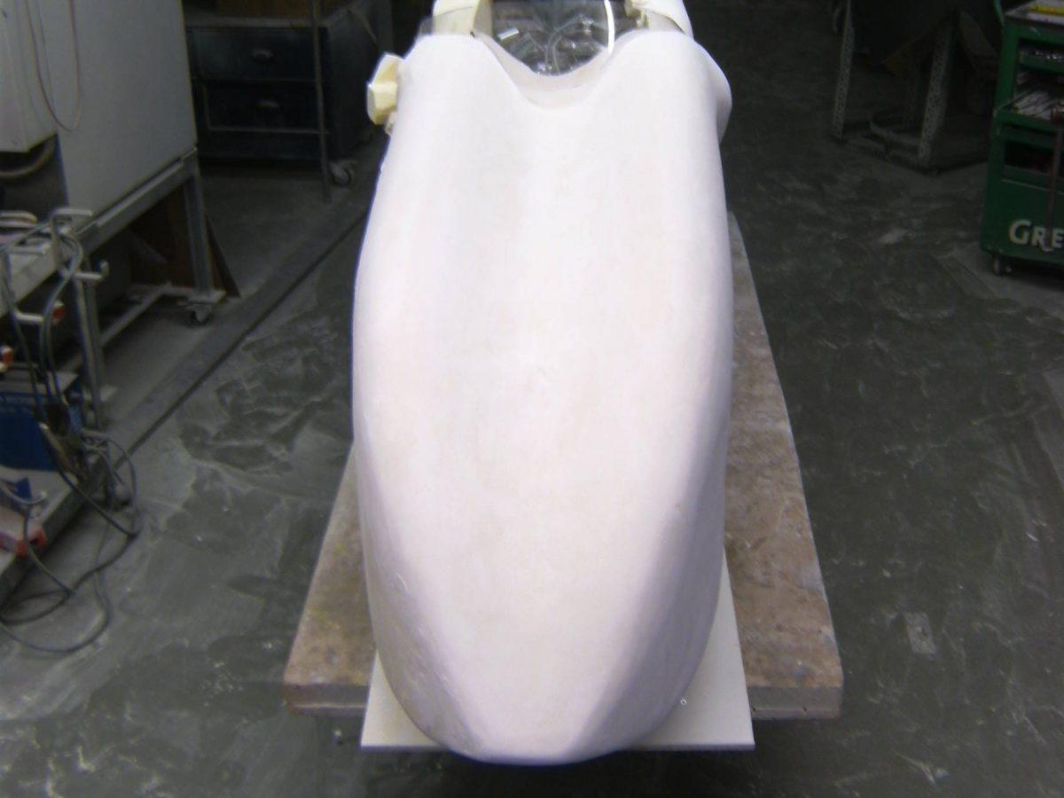 front Aerotilt fairing