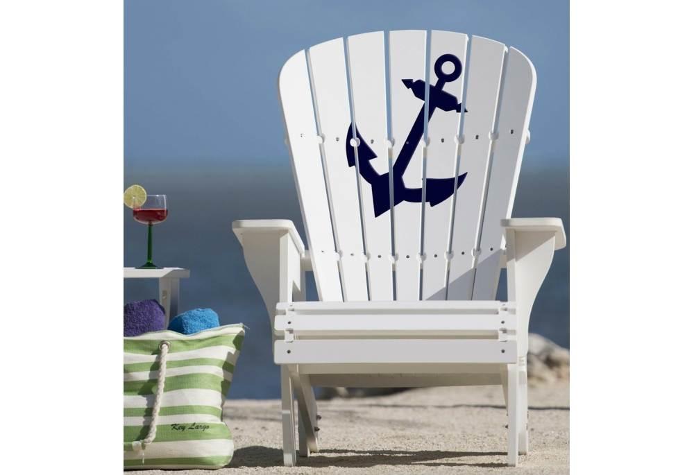 Anchor Adirondack Chair Pool Chair