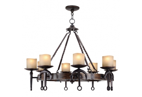 8 lights anchor chandelier8 lights anchor chandelier