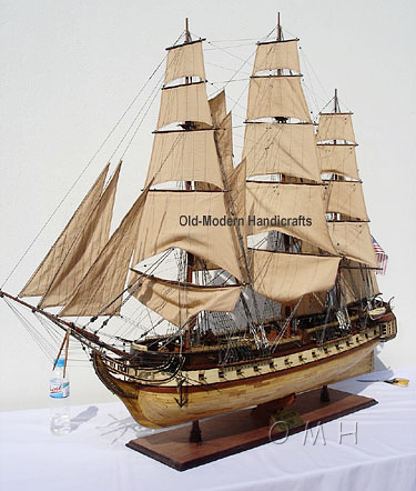 MODEL SHIP- OMH INC