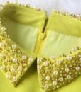 New sleeveless designer dresses