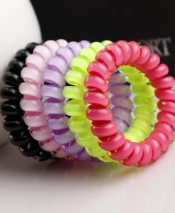 Headdress Rope Candy - Colored Telephone Wire