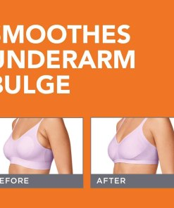 Warner's Women's Easy Does It No Bulge Wire-Free Bra
