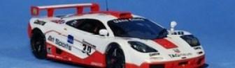 McLaren F1 GTR WEST #30 – Le Mans 1996