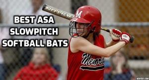 best asa slowpitch softball bats