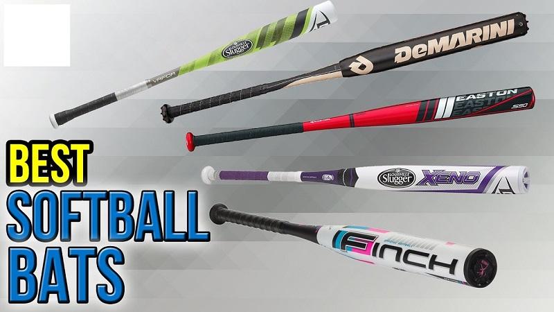 Best Softball Bats - Best Fastpitch and Slow Pitch Softball Bats