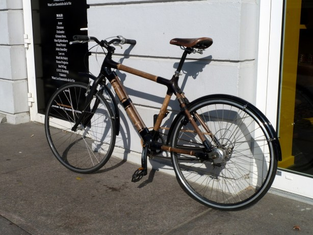 Aarhus bamboo bike