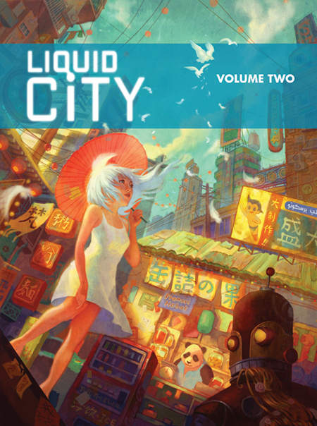 Liquid City Volume 2