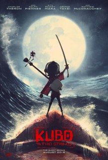 Kubo Two Strings Poster