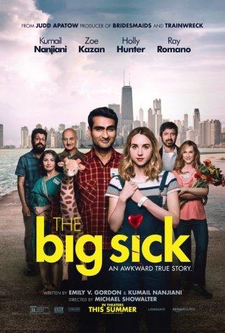 The Big Sick poster