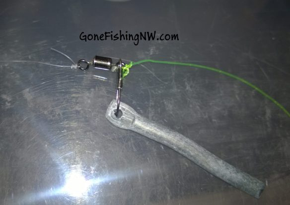 Dick Nite Drift Fishing Rig - Step 3