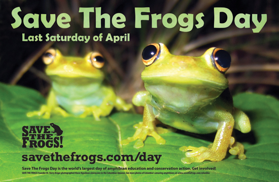 savethefrogsday