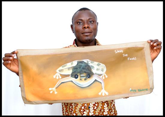 Gilbert-with-Togo-Slippery-Frog-550.jpg