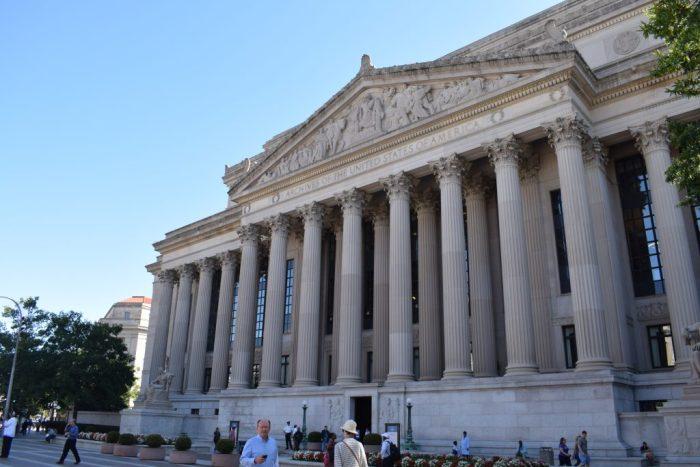 The National Archives, Washington DC