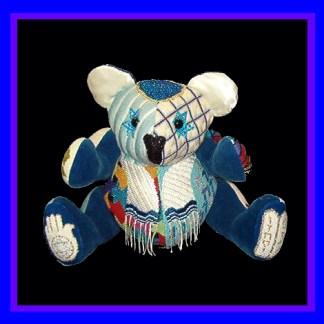 Judaic Bear (3d)