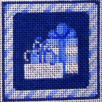 Gifts Hanukkah Mini Square
