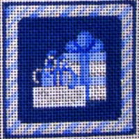 Gifts Hanukkah Midi Square