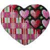 Plaid Hearts