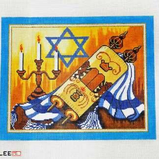 Traditional Torah Tallit