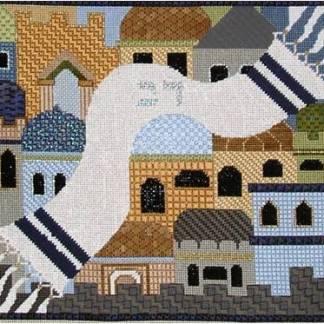 Jerusalem Tallit Bag