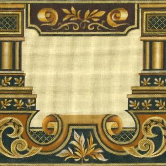 Gold Pillars Tallit
